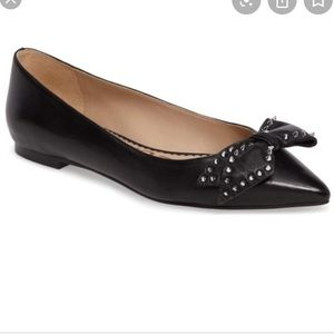 Sam Edelman Raisa Studded Bow Flats